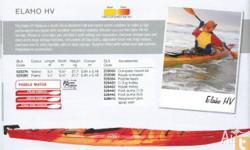 Necky Amaruk Tandem double touring kayak for Sale in CROYDON