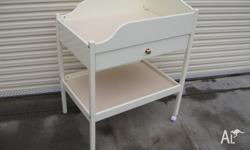 Need a change table for your little one Gumleaf