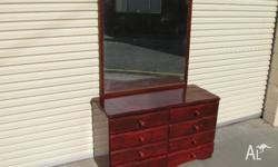 Need a dressing table for your room Basic pine dresser