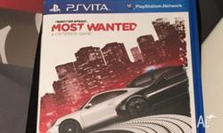 99% new Need for speed: Most wanted game with a new