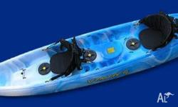 Nemo 2+1 Sit-On, KAYAKS, CANOES & DINGHIES, Nemo 2+1
