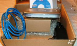 Netgear Cable /DSL Web Safe Router RP614 v2. Power