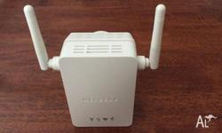 NetGear Wifi Extender, As new condition, current model.