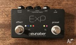 Turns any Neunaber pedal into 6 different pedals, if