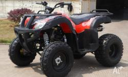 Brand new BSE 150cc ATV fitted with the most reliable
