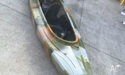 New 2015 Model Family Fishing Canoe Can Be Used As 1 -
