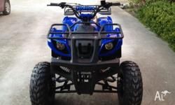 Brand New!!!!! 250cc ATV Quad bike Auto, reverse, kick