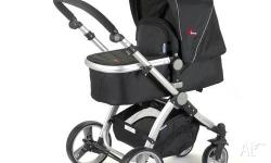 Brand New MAMAKIDDIES sleek 2in1 BABY STROLLER, CARRY