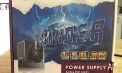 Cooler Master Thunder 600W 85% Efficiency PC Computer