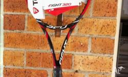 I have 2 racquets that I wish to sell: 1. Brand new