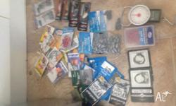 I have a lot of fishing gear for sale about $1900 worth