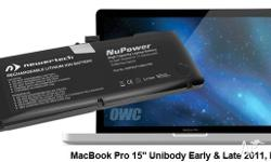 Up for sale is a brand new battery for MacBook Pro 15