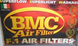 Selling a brand new BMC Air Filter - Code number is;
