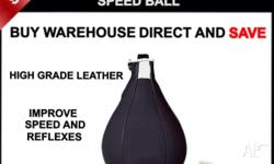BRAND NEW SPEED BALL A Speed Ball is used at Home or