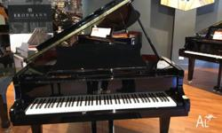 Stylish and Affordable. A brand new Baby grand for
