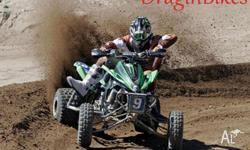 Predator style race quad BSE Green machine, comes brand