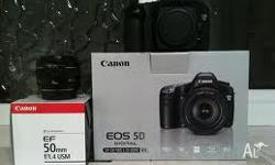 For sale Brand New  Canon EOS 5D Mark II
