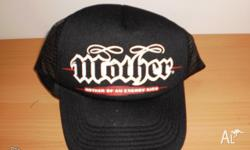 YOU ARE LOOKING AT A BRAND NEW CAP IT IS POLYESTER WITH