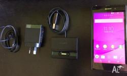 New condition SONY Xperia Z1 16G black 4G unlocked with