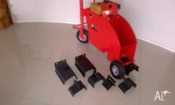 BRAND NEW TRADESMAN QUALITY CURBING MACHINE /