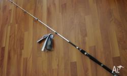 Reel Description: Brand new 2011 Daiwa Caldia 4000,