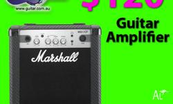 Brand new electric guitar amplifiers. Why risk buying