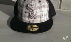 Up for sale is my New Era White Sox Snapback ****It has