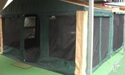 Great sized and quality tents we have been selling for