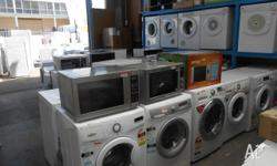 We sell Second hand to Factory Second Appliances such