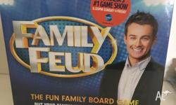 Brand New/Plastic sealed and Unopened Family Feud