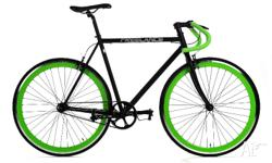 "Fixed gear bikes ""Fixie"" - Freelance Bikes Brand."