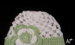 I m Selling Brand New Handmade Baby Woolen Cap knitted