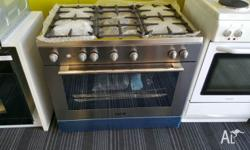 ID# IOC9SG3 Stainless Steel Natural Gas Oven. Can be