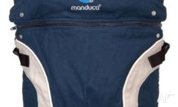 For sale are brand new, genuine Manduca Baby Carriers.