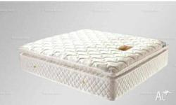 Promotion :brand new memory form pillow top mattress