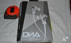 For Sale brand new Monster DNA In-Ear Design Headphones