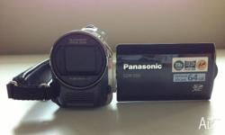 The Panasonic SDR-S50 is a standard definition