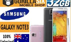 * New SAMSUNG GALAXY NOTE 3 3 2 GB * We have a store