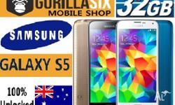 * New SAMSUNG GALAXY S5 32GB * - NEW PRODUCT AND NEVER