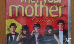 NEW + SEALED HOW I MET YOUR MOTHER CHRISTMAS includes 2