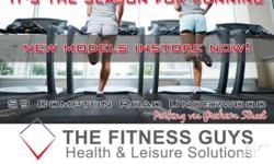THE FITNESS GUYS - UNDERWOOD Be the first to get your