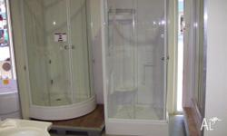 New Shower Units, Meets Australian Standards. Priced
