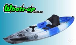 New Sit On Top Kayak Dimensions: Length: 2950 x 780 x