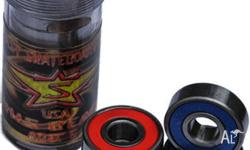 One roll � set of 8x SPARKS ABEC 5 Super Fast