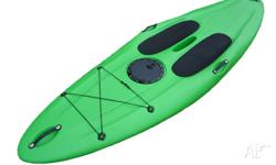 BRAND NEW STAND UP PADDLE BOARD GREEN Made from UV