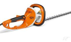 Stihl Display Stock Clearance STIHL HSE71 Hand held