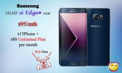 *Galaxy S6 Edge 64GB only Black color is available to