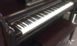 Story & Clark Heintzman Upright Piano (canadian design)