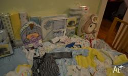Large amount of newborn baby goods for sale!!! I would