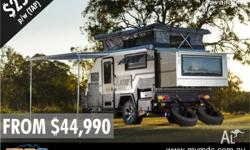 MDC XT-10 Expedition Series Full Offroad Hybrid Touring